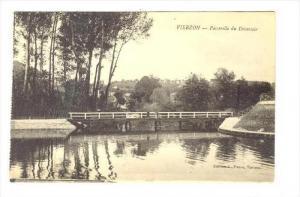VIERZON - Passerelle du Deversoir, France , 00-10s