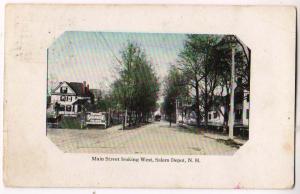 Main St. Salem Depot NH