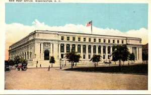Washington D C New Post Office
