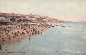 RAMSGATE , England , 00-10s ; The Sands