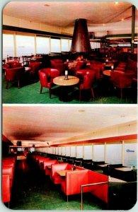 Malibu, California Postcard MALIBU SEA LION Restaurant PCH Hwy 1 Roadside c1960s