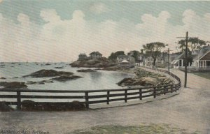 MARBLEHEAD , Massachusetts , 1900-10s ; Fort Beach