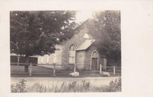 RP: CLARENCE , Ontario , Canada , PU-1913 ; Church