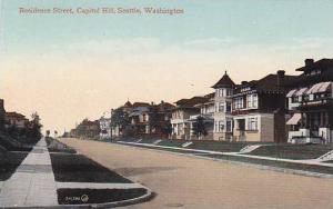 Residence Street, Capital Hill, Seattle, Washington, 00-10s