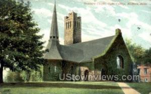 Goddard Chapel, Tufts College Medford MA 1914
