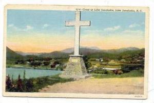 Cross at Lake Junaluska , Lake Junaluska, North Carolina, PU-1945