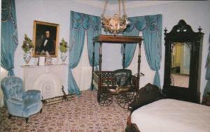 Louisiana Brittany Rosewood Manor The Delano Room
