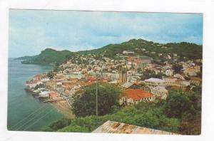 St George's. GRENADA, West Indies, 40-60s (The Spice Island)