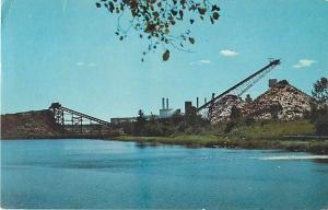 Mersey Pulp & Paper Mill Liverpool Nova Scotia NS Canada1979