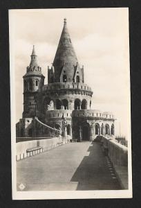 Fishers Bastion Budapest Hungary Unused c1930s