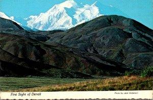 Alaska Mount McKinley