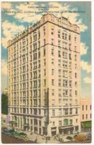 First Federal Savings & Loan Association bldg, St Petersburg, Florida, 30-40s