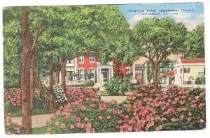 Forsythe Park Armstrong College, Savannah, Georgia, PU-1948