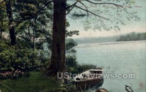 Pond, Nuttings Grove - Ayer, Massachusetts MA