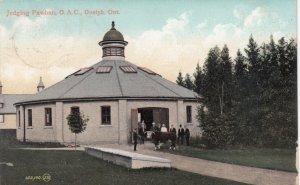 GUELPH , Ontario , Canada , 00-10s ; Judging Pavilion