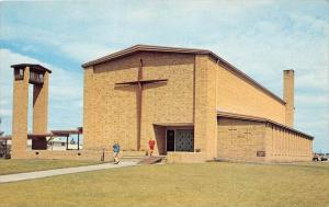 3713 MN Moorhead 1960's  Our Redeemer Lutheran Church