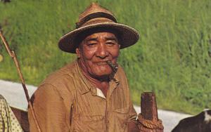 Guam, 40-60s : Chamorro man