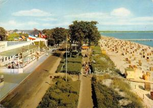 Ostseebad Scharbeutz Strand Beach Promenade
