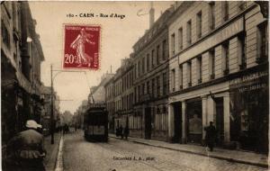 CPA CAEN - Rue d'Auge (515740)