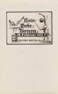 Winter Werbe Turnen!, Germany, 1933