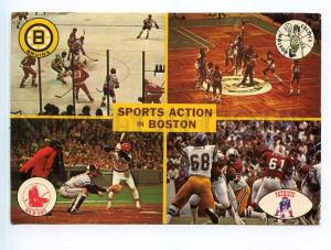 250916 USA BOSTON Bruins Red Sox Patriots Celtics SPORT ACTION