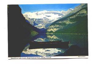 Boats Lake Louise, Banff National Park, Alberta, Photo Breuer, Golden Eagle T...