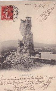 BELFORT, France , 1900 ; La Miotte Apres 1870