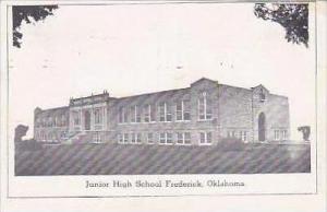 Oklahoma Junior High School Frederick