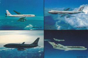 Royal Air Maroc Airplanes , 60-80s Commercial issue