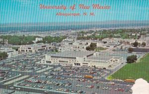 New Mexico Albuquerque Aerial View University Of New Mexico