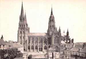 Bayeux France La Cathedrale, Partie laterale sud Bayeux La Cathedrale, Partie...