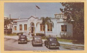 Post Office , BRADENTON , Florida , 30-40s