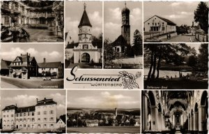 CPA AK Bad Schussenried - Scenes GERMANY (913315)