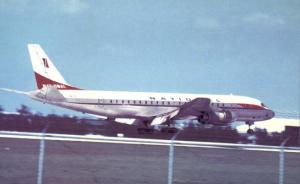 National Airlines - Douglas DC-8