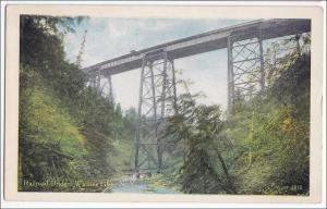Railroad Bridge, Watkins Glen NY