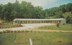 WHITTIER , North Carolina, 40-60s; Martonian Motel