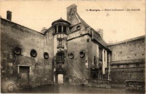 CPA  Bourges - Hotel Lallemant - La Tourelle  (634320)