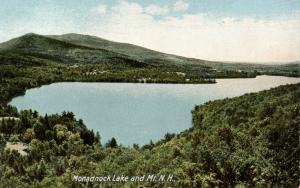 NH - Mt Monadnock and Lake