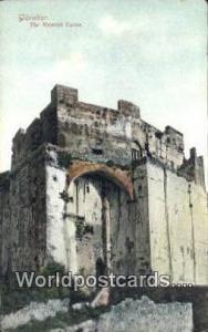 Gibralter Moorish Castle Moorish Castle