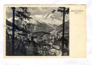 Panorama, Winter Scene, Badgastein 1083 m, Salzburg, Austria 1900-1910s