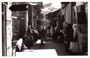 Street in the Old City Jordan Unused