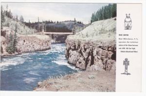 Miles Canyon, Whitehorse, Yukon, Canada, 1950-60´s