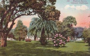 OAKLAND, California, 1900-10s; Madison Square