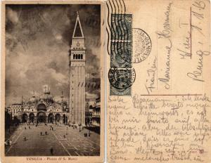 CPA Venezia Piazza di S. Marco. ITALY (449589)