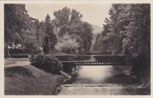 RP; Baden-Baden, Die Oos bei Lichtentaler Allee, Baden-Wurttemberg, Germany, ...