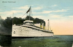 Steamer North Land