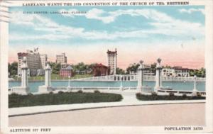 Florida Lakeland Civic Center1929