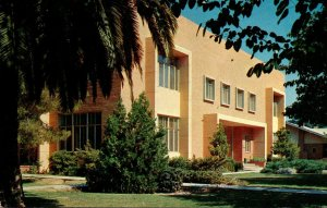Arizona Tempe Home Economics Building Arizona State College
