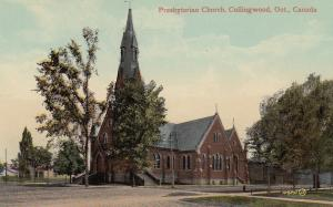 COLLINGWOOD , Ontario , Canada , 1900-10s ; Presbyterian Church