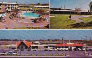 Howard Johnsons Motor Lodge And Restaurant With Pool Roanoke Rapids Weldon